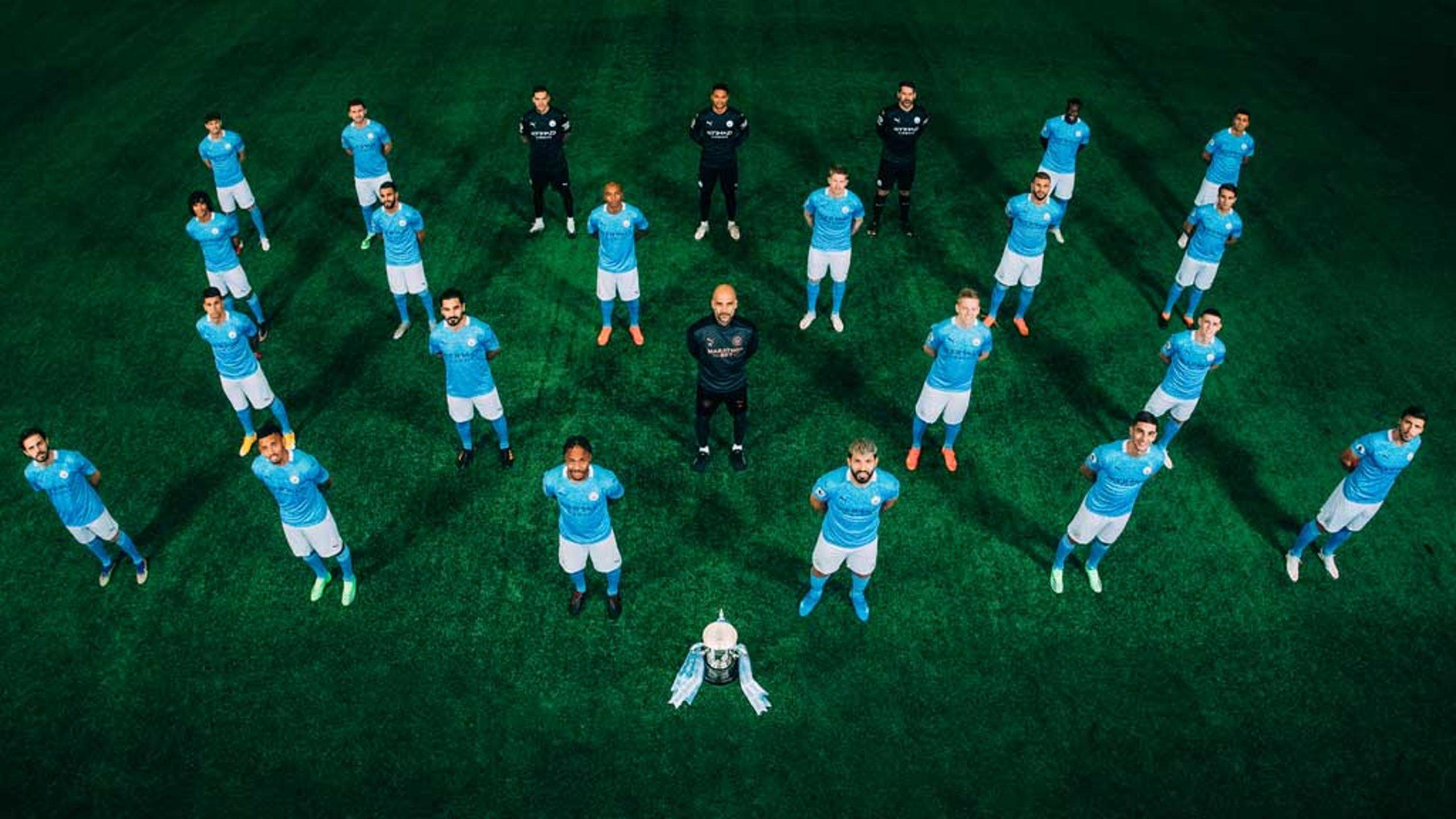 Gallery: City team photo 2020/21!