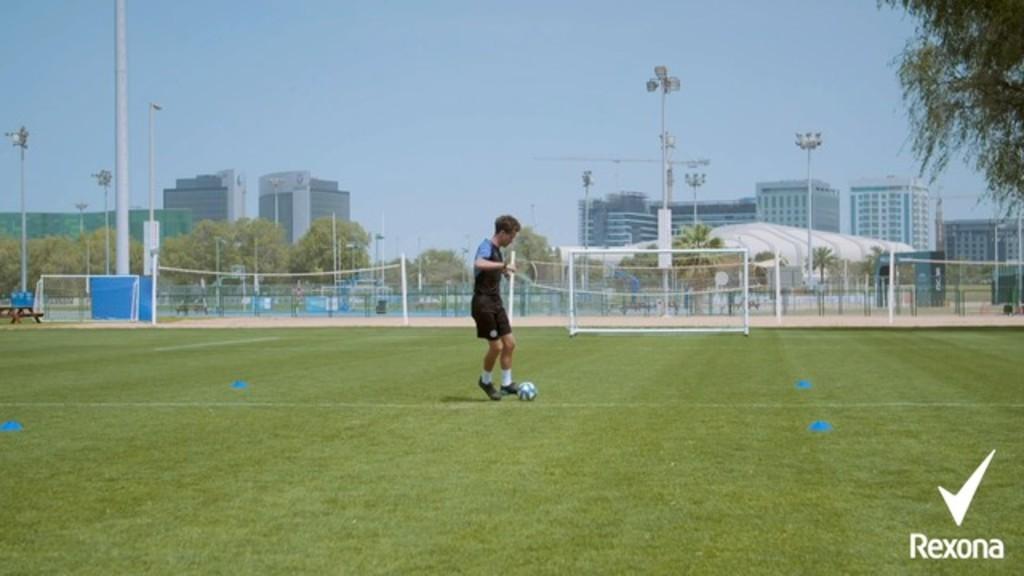 Individual skills 7: The outside cut, inside sweep