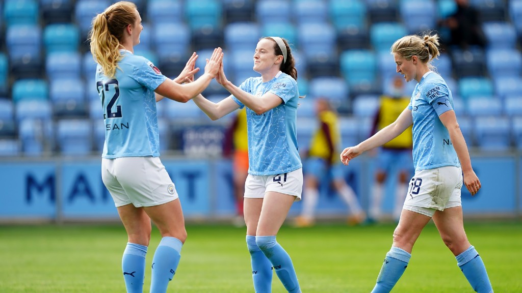 Taylor: We'll build on the positives