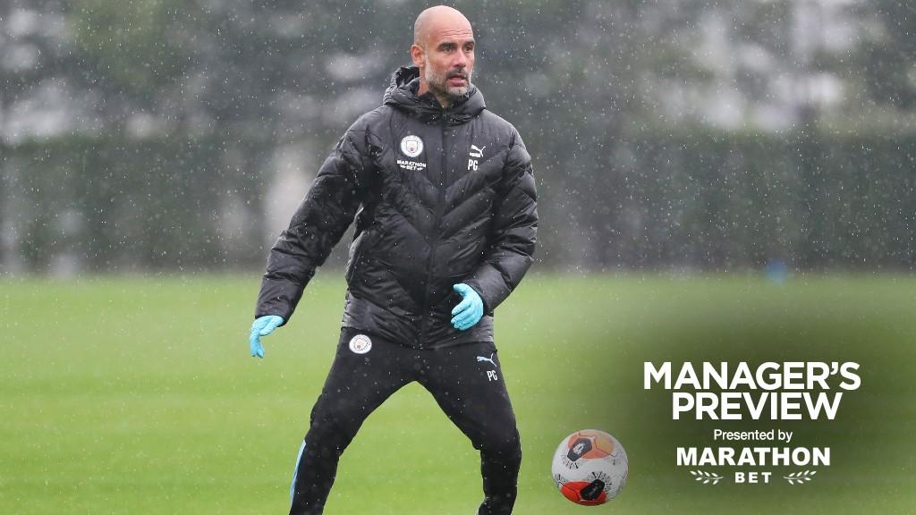Pep Guardiola updates on Leroy Sane future