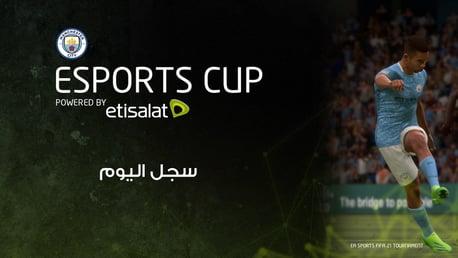 """""""اتصالات"""" و""""مانشستر سيتي"""" يطلقان بطولة الرياضات الإلكترونية في رمضان"""