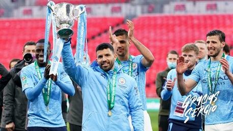 Aguero: Merci aux fans de City