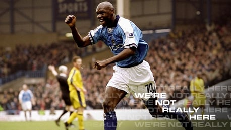 Dickov and Goater to make Boxing Day We're Not Really Here appearance