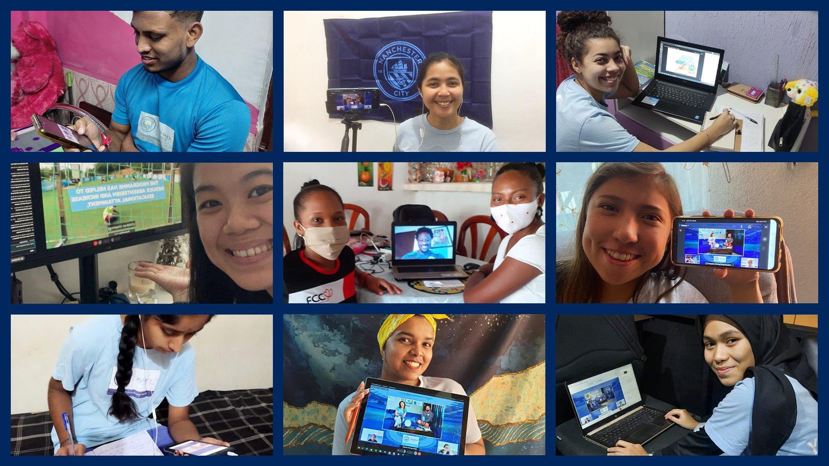 سيسكو توسع دعمها لشبكة التعلُّم الرقمي للقادة الشباب
