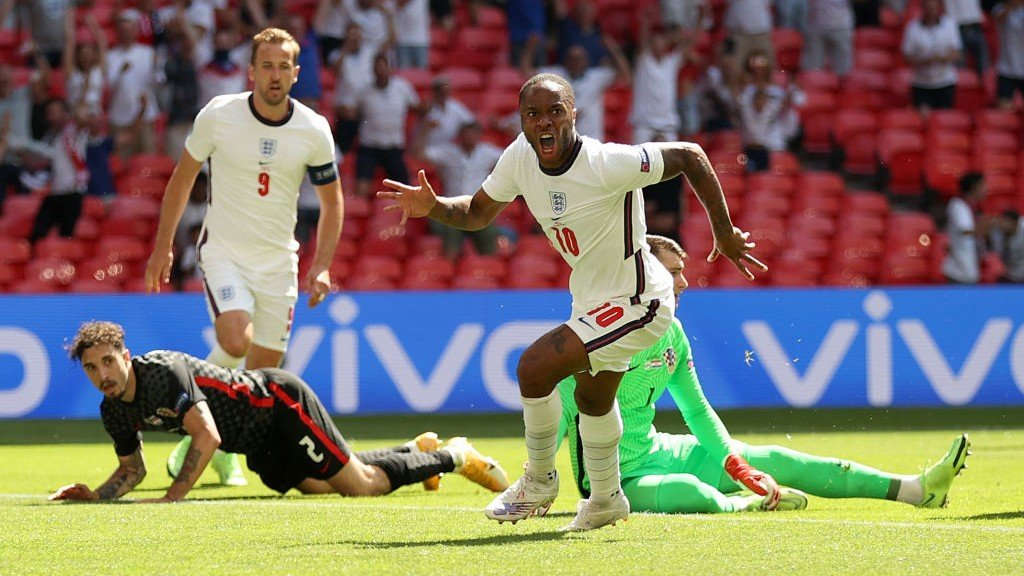 Sterling: I knew I had to score at Wembley!