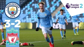 Highlights: EDS 3-2 Liverpool