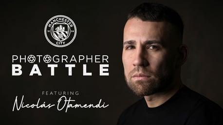 Nicolas Otamendi: Photography battle