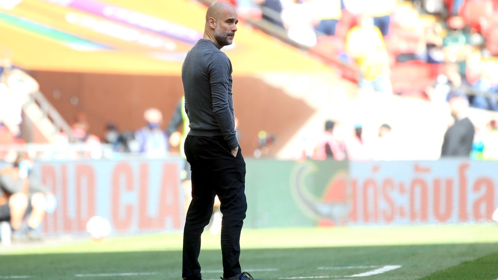 Guardiola pleased by perfect preparation for Champions League