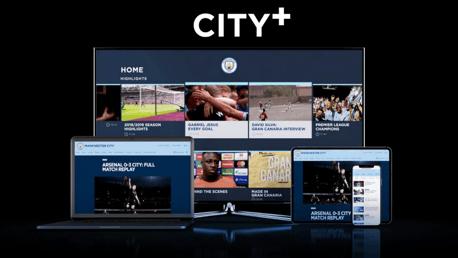 CITY+ grátis para os Cityzens até o futebol retornar*