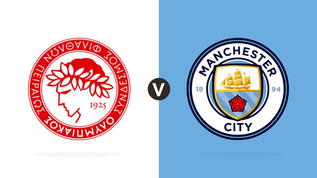 Olympiakos v Man City: LIVE MATCH UPDATES