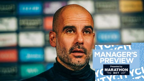 Pep not looking past Palace