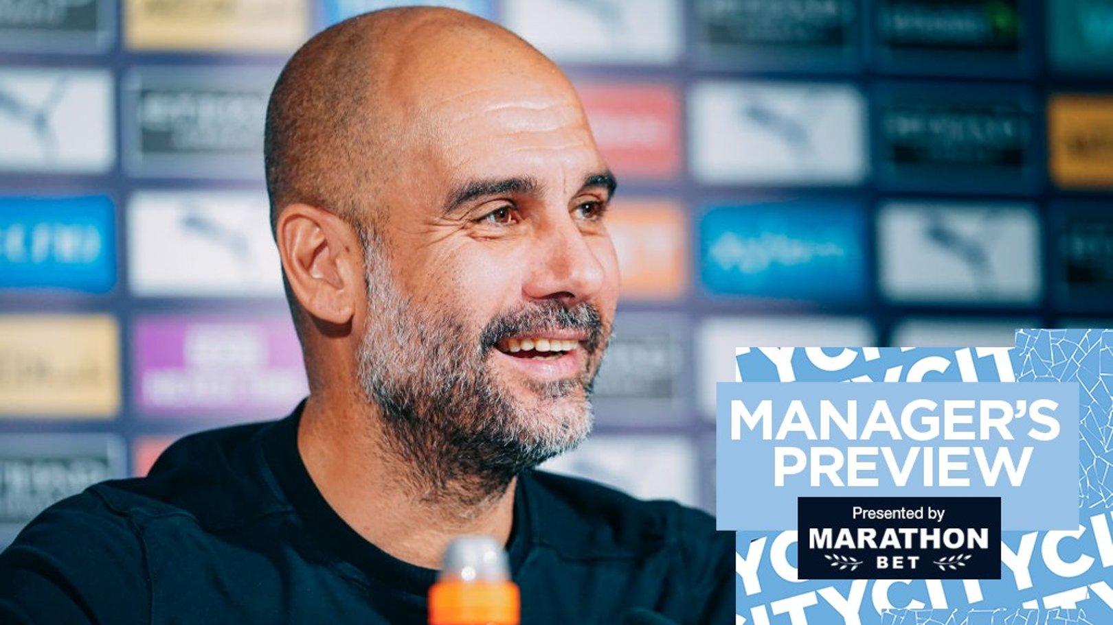 Guardiola descreve a importância dos próximos três jogos