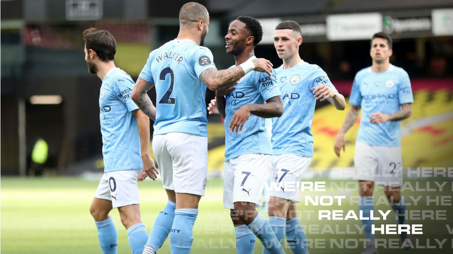 Sterling brace fires City to Watford win