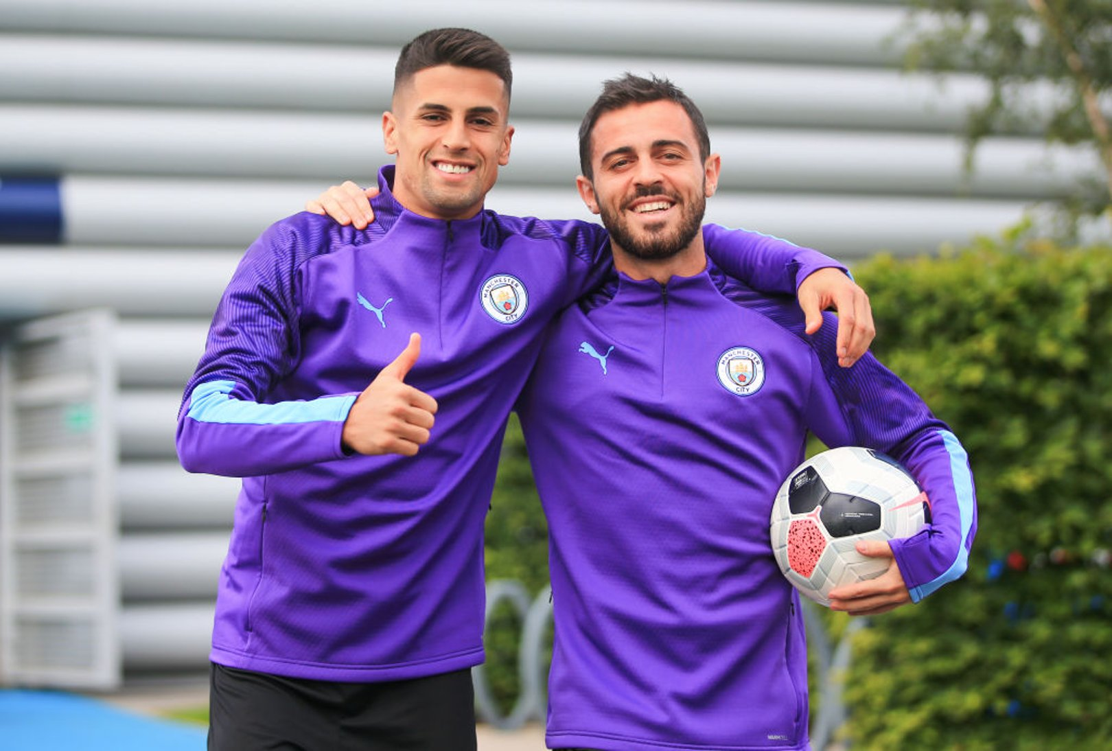 Bernardo and Cancelo are invited to Portugal team