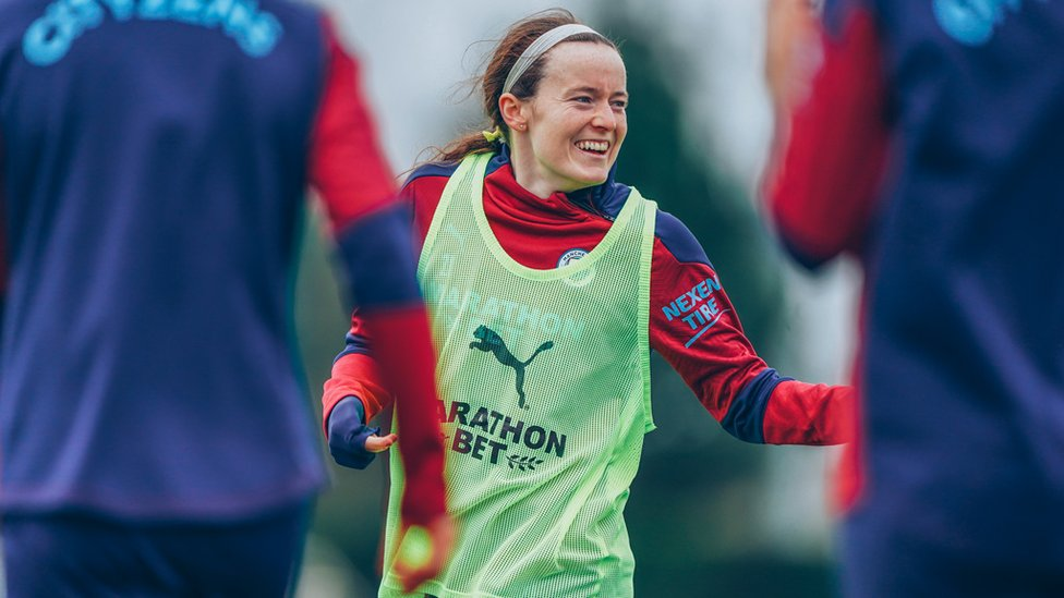 ROSE GOLD : Rose Lavelle produced a Player of the Match performance in the last round