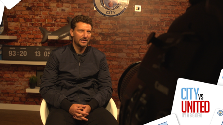 MANCHESTER DERBY: Former Blue Elano discusses Sunday's big game