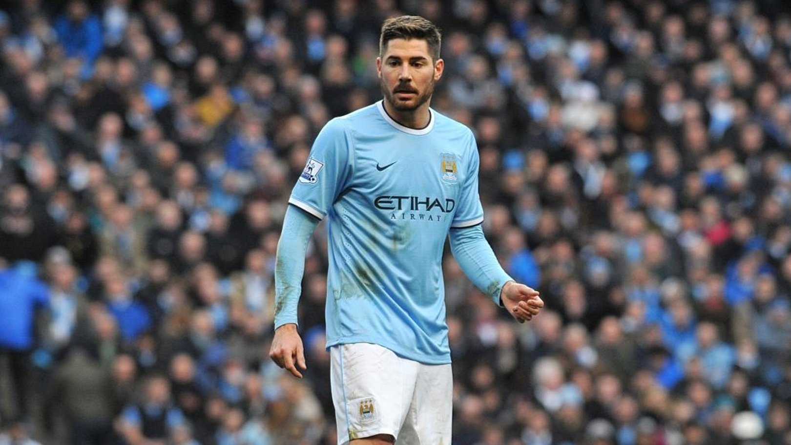 Javi Garcia: Winning the title with City was so special