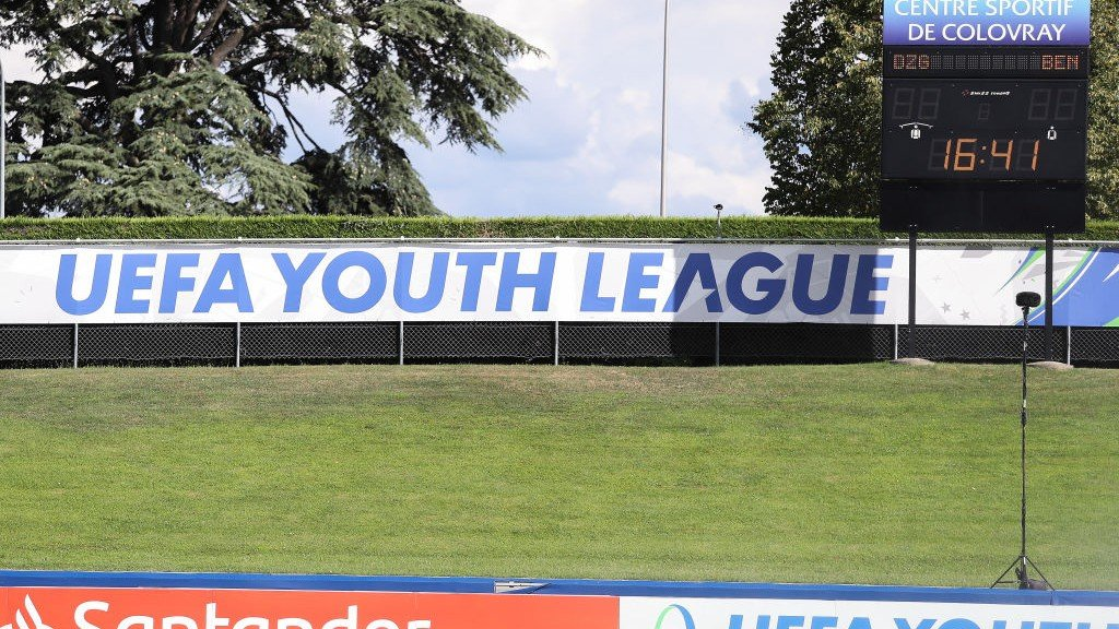 City learn UEFA Youth League draw