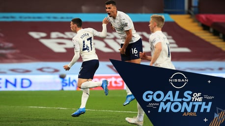 Nissan Goal of the Month: April nominations