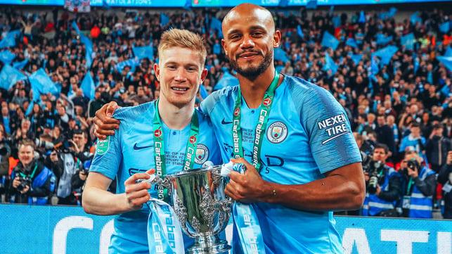 BACK TO BACK : Trofi Piala Liga lainnya!