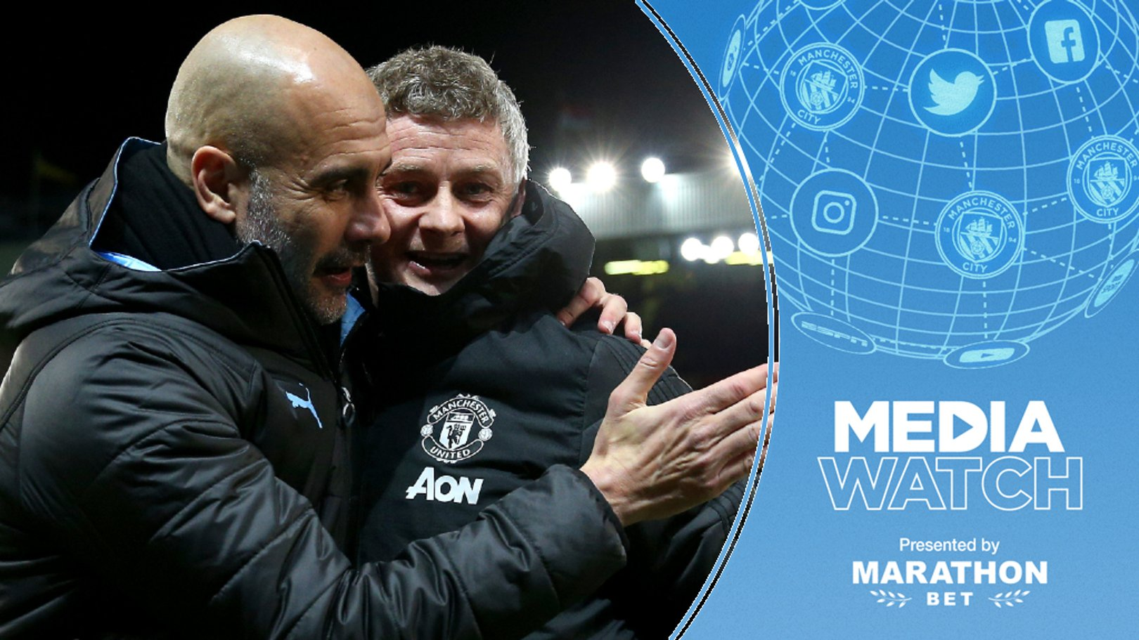 Media Watch: Facing City 'a great challenge' for United, says Solskjaer