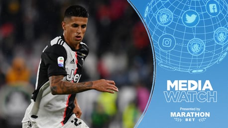TARGET?: Joao Cancelo has been linked with a move to City