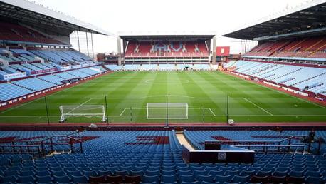 Aston Villa v City: Supporter info