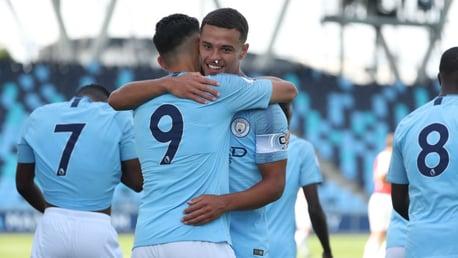 Man City U19s v Lyon: Supporter Information