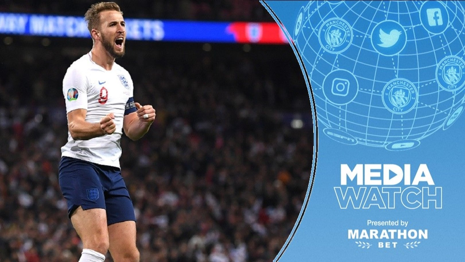 90 mins: 'City would fight Reds for Kane'