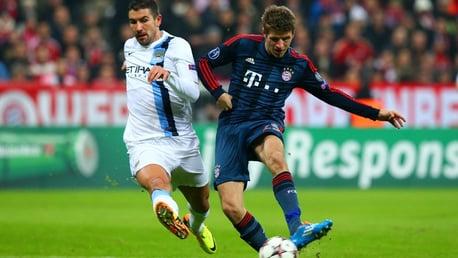 Bayern 2-3 City: 2013/14