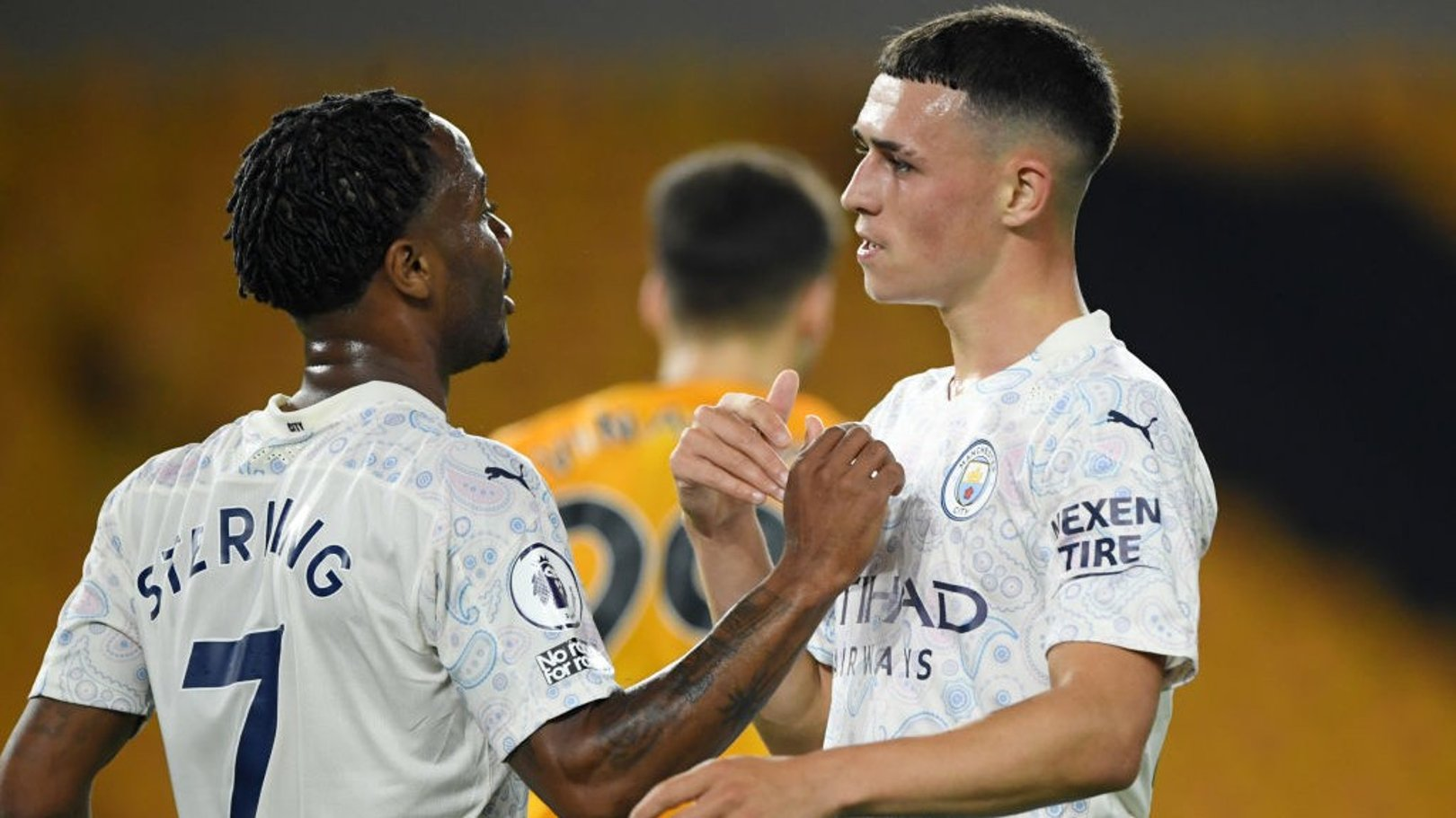 Laporte, De Bruyne and Foden among five changes for City