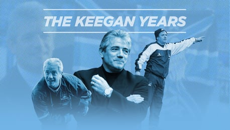 The Keegan Years