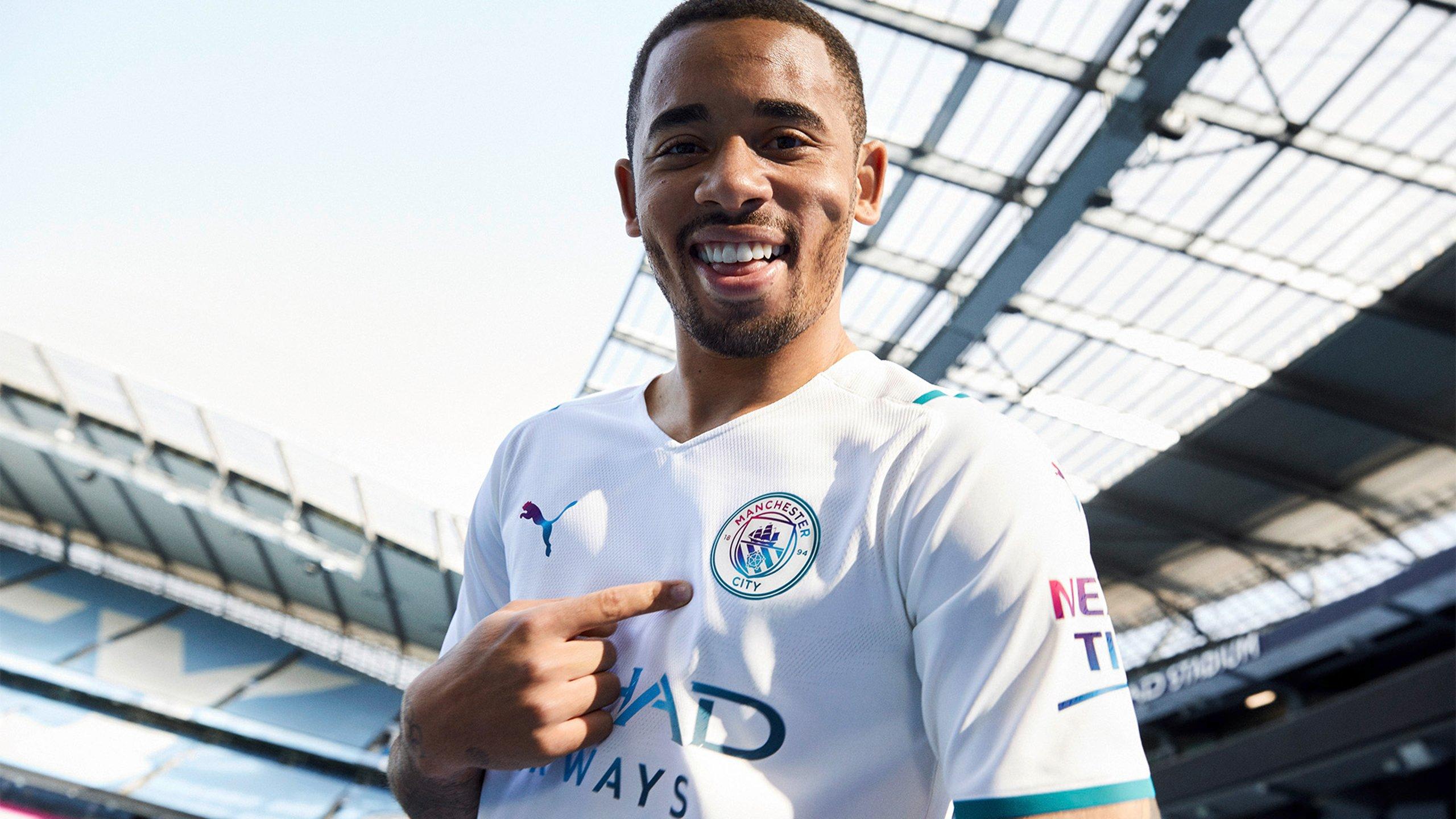 Gallery: 2021-22 away kit players' photoshoot