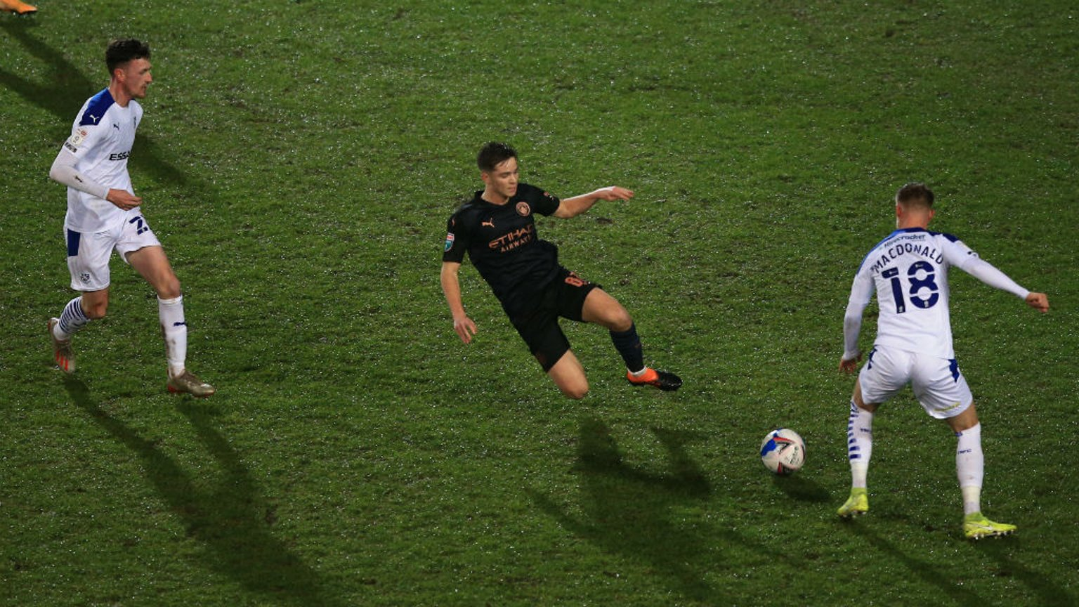 Ten-man City suffer Papa John's Trophy frustration