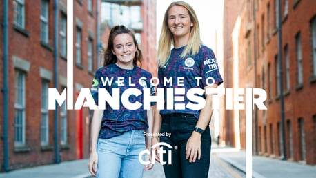 Welcome to Manchester: Sam Mewis and Rose Lavelle