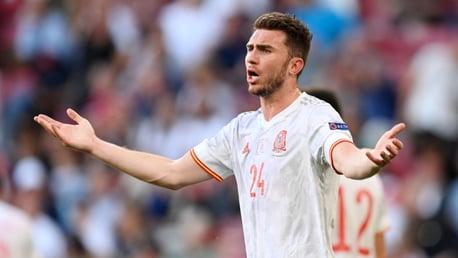 Laporte: Spain treat every game like a final