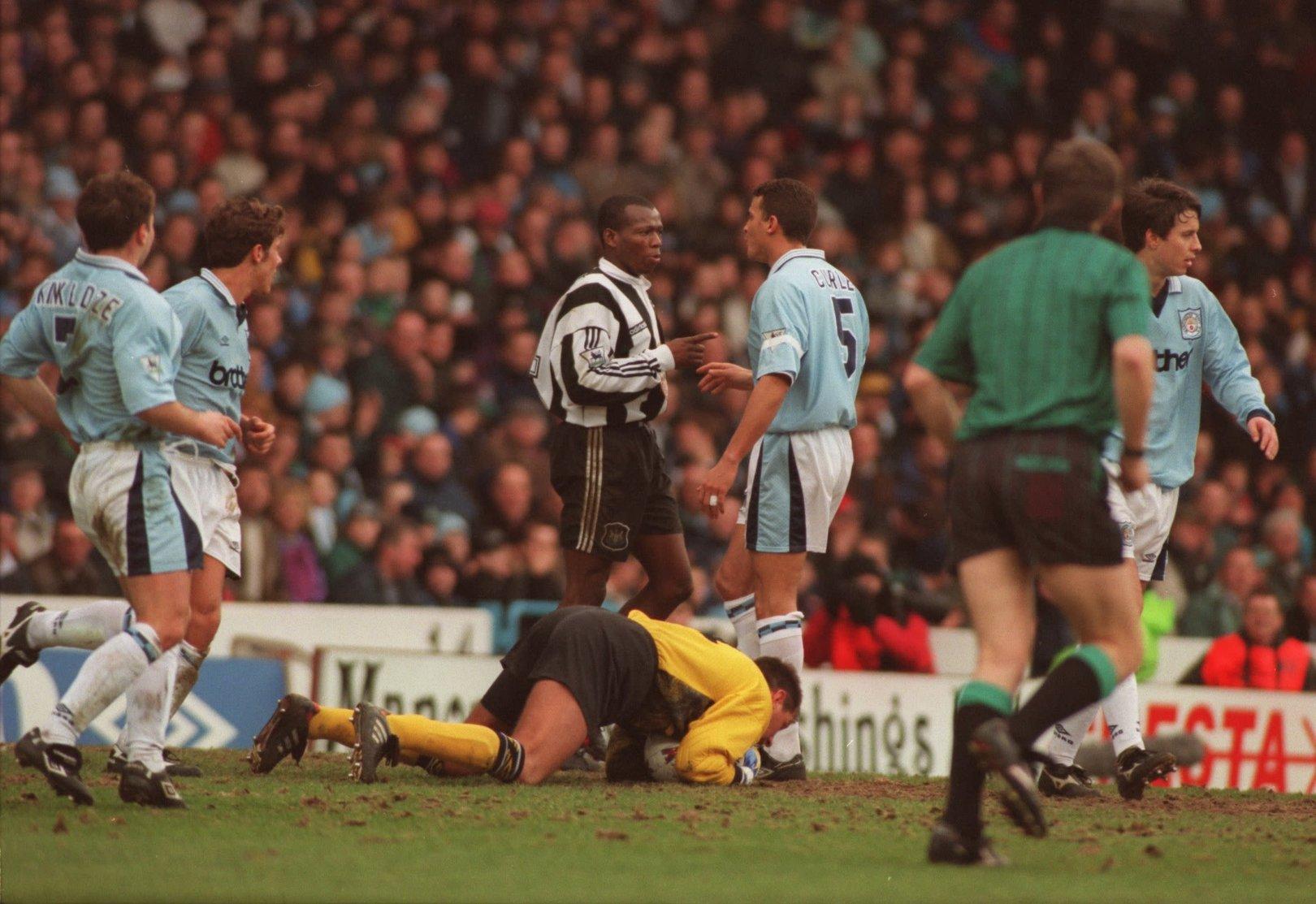 Match of the Season: City v Newcastle 1996