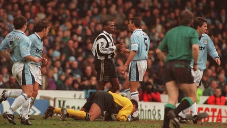 Match of the Season: City v Newcastle 1996