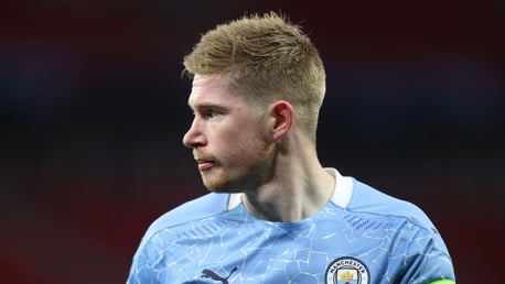 De Bruyne: Rock solid defence helps us do our job