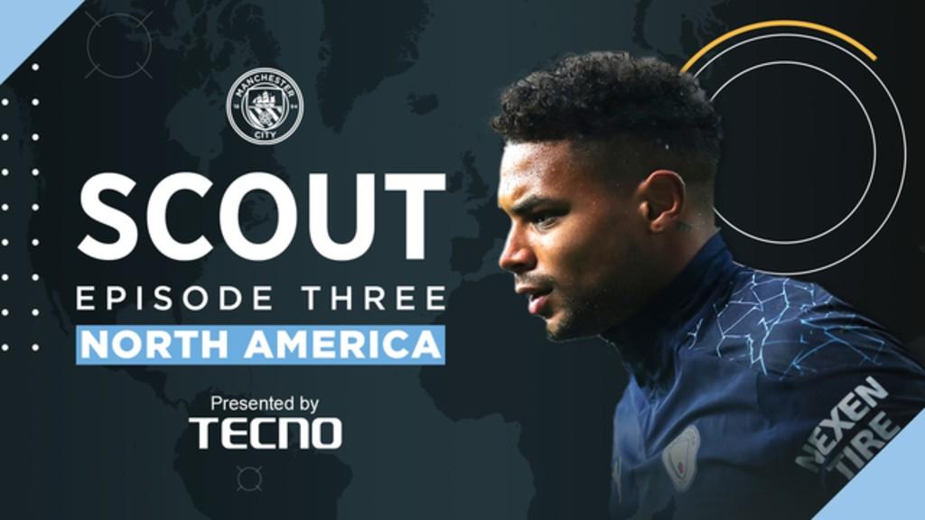 SCOUT: Episode Tiga: Amerika Utara