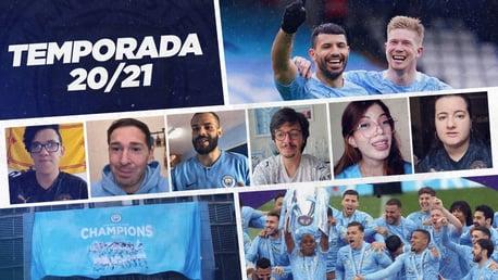 La afición repasa la Premier League 2020/21