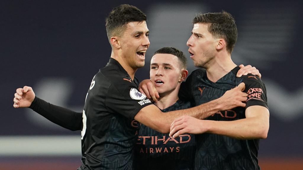 Rodrigo enjoying 'best football of City career'