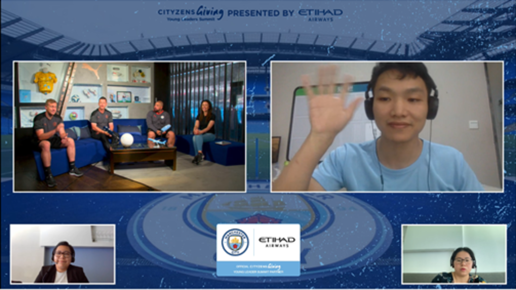 Cityzens Giving Young Leaders Summit: Day One Recap
