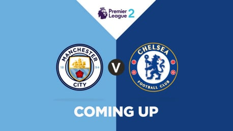 Watch EDS v Chelsea on CITY+