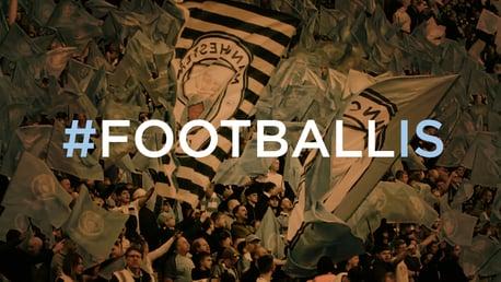 كرة القدم هي؟