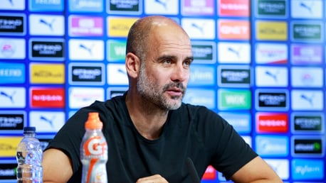 Pep: We must accept it and move on
