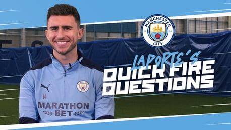 Aymeric Laporte: Pertanyaan Cepat