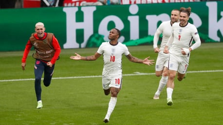 Sterling: England stepped up when it mattered