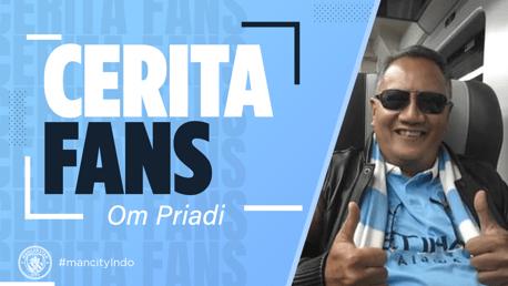 Cerita Fans: Om Priadi – Sambangi Fans City Di Kota-Kota Berbeda
