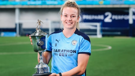 Hemp scoops second PFA Women's Young Player award